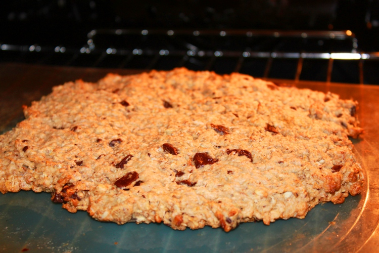 giant vegan cookie