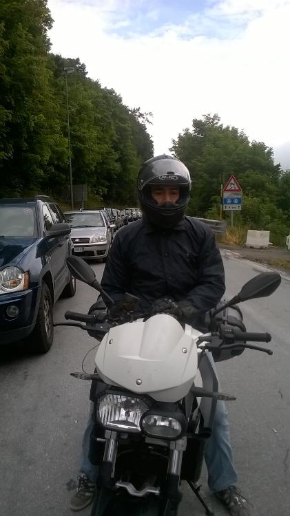 Road trip en Italie avec mon chéri.