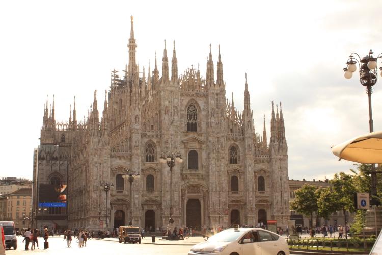 El Duomo - Milan