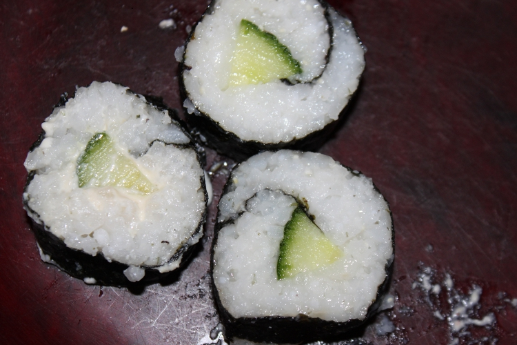 makis vegan