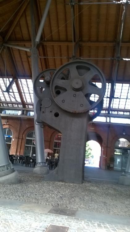 Au hasard de nos promenades dans Turin