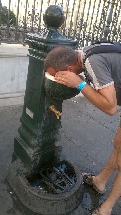 fontaine Turin