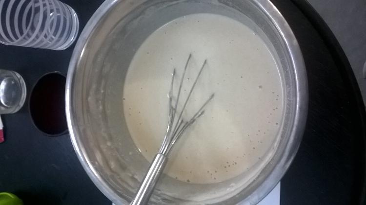 pâte à crêpe végétalienne