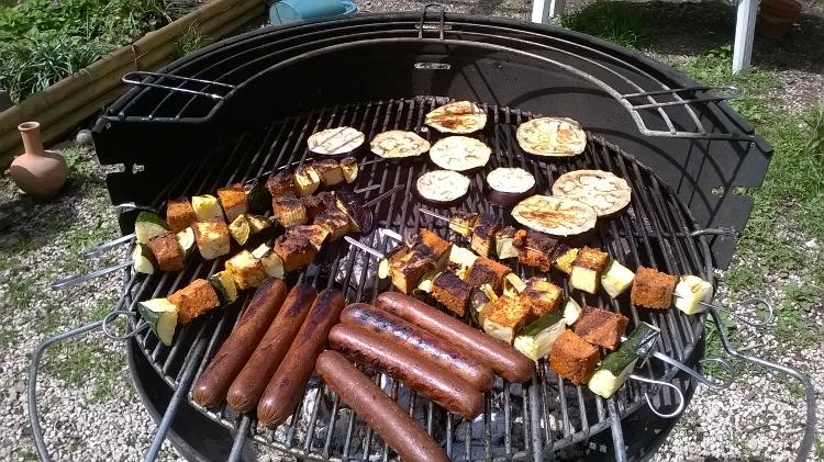 recette barbecue vegan - vegan barbecue recipe