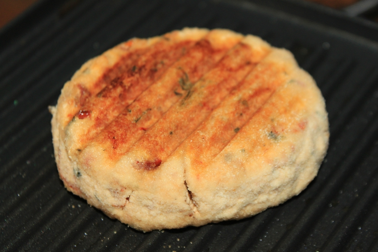 steack tomates séchées- basilic